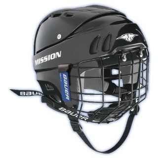 Mission 1505 Senior Hockey Helmet w/Cage   2009 Sports & Outdoors