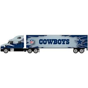 Dallas Cowboys NFL 2009 180 Tractor Trailer Diecast