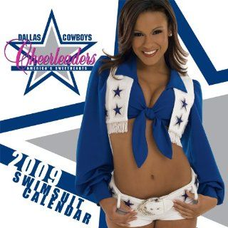 2009 Dallas Cowboy Cheerleaders 12 x 12 Wall Calendar