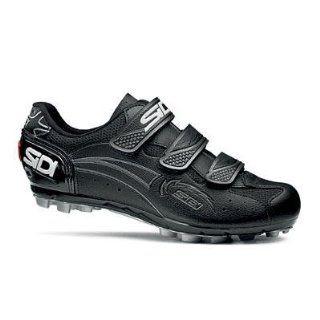 com Sidi 2009 GIAU Mega Mens Mountain Bike Shoe   Black (50) Shoes