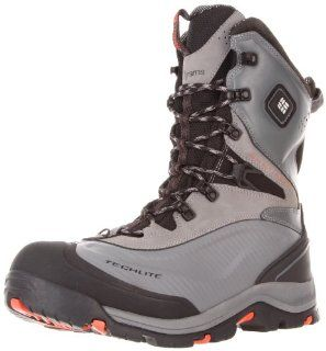 Columbia Mens Bugaboot Plus Electric Cold Weather Boot Shoes