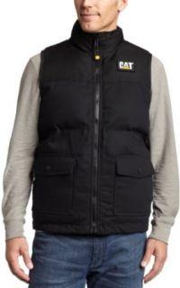 Caterpillar Mens Trademark Vest Clothing