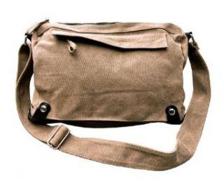 Otium 20228RCF Leisure Canvas Messenger Bag, Cross Body
