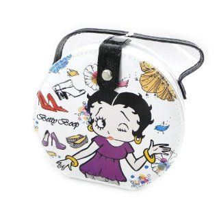 Vanity makeup Betty Boop white. Shoes