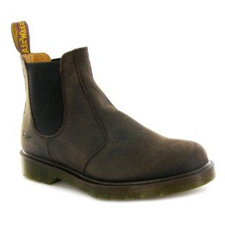 Dr.Martens 2976 Chelsea Brown Leather Mens Boots Shoes
