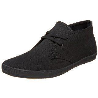 KEDS Champion Chukka Sneakers Shoes Black Mens SZ Shoes