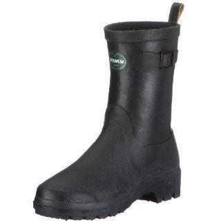 Le Chameau Womens Ladies Low Rubber Boot Shoes