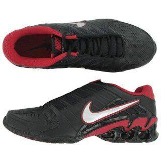 Mens Impax Atlas 2 SL Running Shoe Black/Red/Silver (11.5) Shoes