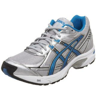 Mens GEL 150 TR Cross Training Shoe,Silver/Blue/Black,10 D US Shoes