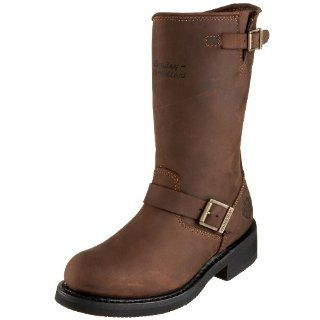 Harley Davidson Womens Big Sur 12 Boot,Brown,5.5 M US Shoes