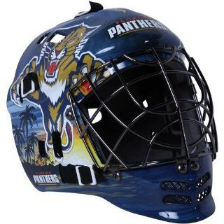 Florida Panthers Street Hockey Team Goalie Face Mask