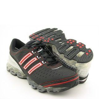 Fire Black/Silver/Light Scarlet Leather Running Shoes mens 14 Shoes