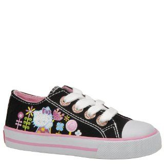 com Hello Kitty Girls HK Genie (Infant Toddler)   Black White Shoes