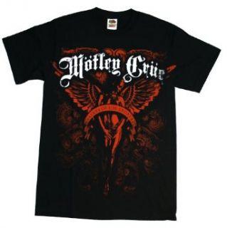 Motley Crue Band Saints Of Los Angeles Album T Shirt Tee