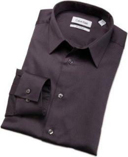 Calvin Klein Mens Body Dress Shirt Clothing