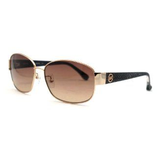Michael Kors M2457S Sunglasses (717) GOLD, 58mm Shoes
