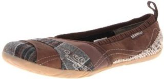 Merrell Womens Barefoot Delight Glove Wool Flat Shoes
