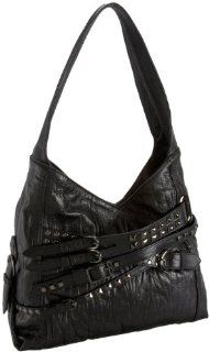 Hype Sabrina Hobo,Black,one size Shoes