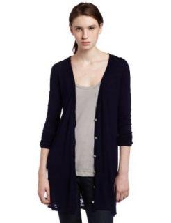 Agave Womens Ortego Cardigan, Blue, Small Clothing