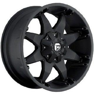 Fuel Octane Black Wheel (18x9)    Automotive