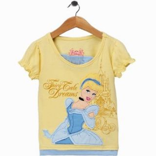 Disney Princess Cinderella Embroidered Homespun Shirt