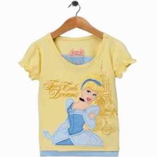 Disney Princess Cinderella Embroidered Homespun Shirt