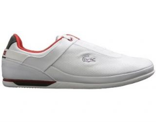 Brillen SPM Mens Casual Shoes White/Dark Red 7 22SPM17211Y8 Shoes