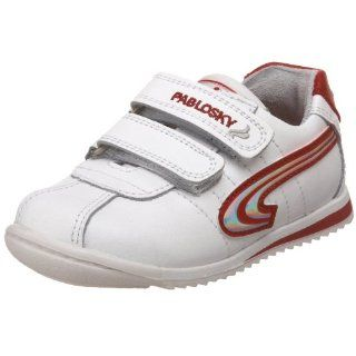 Infant/Toddler 235406 Sneaker,Blanco,34 EU (3 M US Little Kid) Shoes