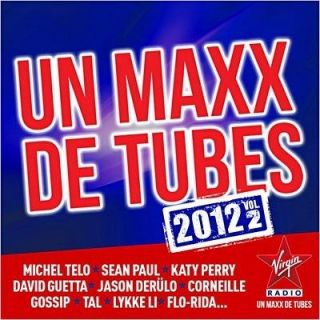 UN MAXX DE TUBES 2012 VOL.2   Compilation   Achat CD COMPILATION pas