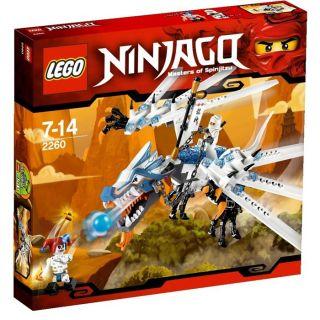 JEU ASSEMBLAGE CONSTRUCTION Lego Ninjago Lattaque du Dragon de Glace