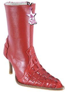 Print Leather Dress Womens Cowboy Boots Western Classics 22956 Shoes
