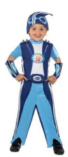 Lazy Town Sportacus Child/Toddler Costume Clothing