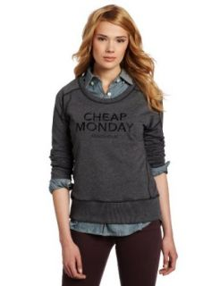 Cheap Monday Womens Naomi Sweat Shirt Clothing