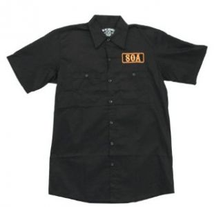 Charming, CA   Sons Of Anarchy Work Shirt Clothing