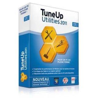 2011   Achat / Vente LOGICIEL BUREAUTIQUE Tune Up Utilities 2011