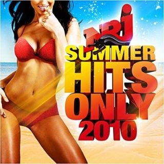 NRJ SUMMER HITS ONLY 2010   Achat CD COMPILATION pas cher