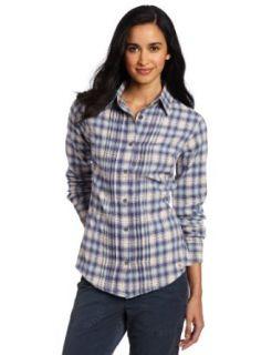 Carhartt Womens Irvine Flannel Shirt Clothing