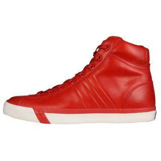 Pro Keds Mens Royal Plus Hi Sneaker,Red,13 M Shoes
