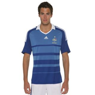 ADIDAS Maillot Replica FFF Collector Jersey 2008 2   Achat / Vente