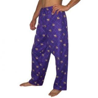 Mens NFL Minnesota Vikings Cotton Thermal Sleepwear