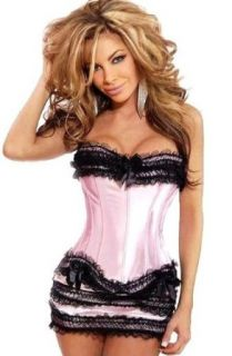 Daisy Corsets Burlesque Corset & Skirt Set Clothing