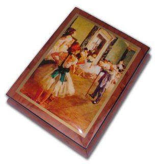 Ballerina Dance Lessons Theme Inlaid Ercolano Art Music