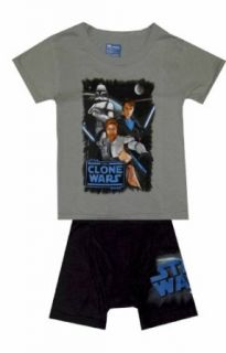 Star Wars   The Clone Wars Boxer Brief Set for boys