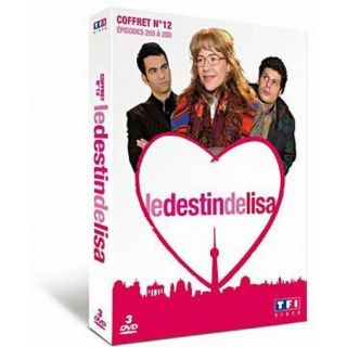 Le destin de Lisa, vol. 12 en DVD SERIE TV pas cher