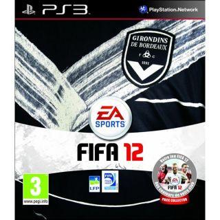 FIFA 12 GIRONDINS DE BORDEAUX / Jeu PS3   Achat / Vente PLAYSTATION 3