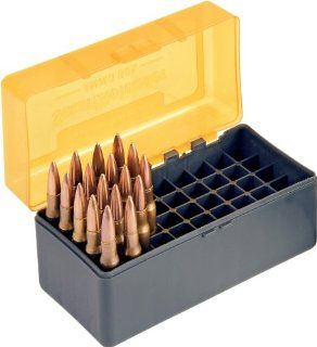 SmartReloader 32 Rounds #8 Ammo Box: Sports & Outdoors