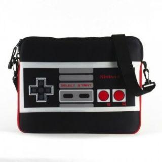 Nintendo Classic Controller Black Messenger Bag Clothing