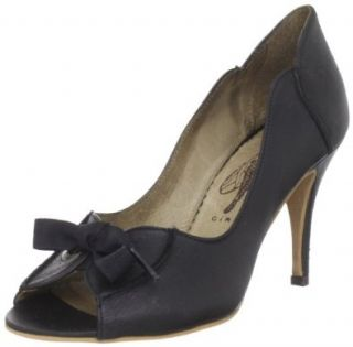 FLY London Womens Babs Open Toe Pump Shoes
