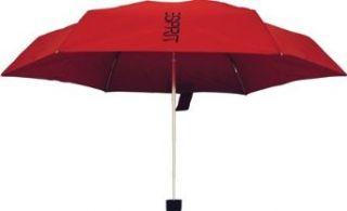 Red Esprit Super Mini Travel Umbrella Clothing