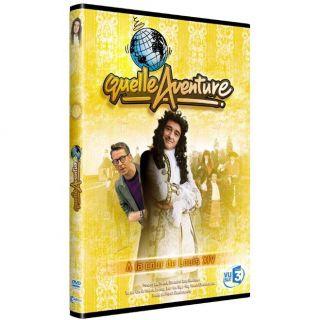 DVD A la cour du roi louis 14 en DVD DOCUMENTAIRE pas cher